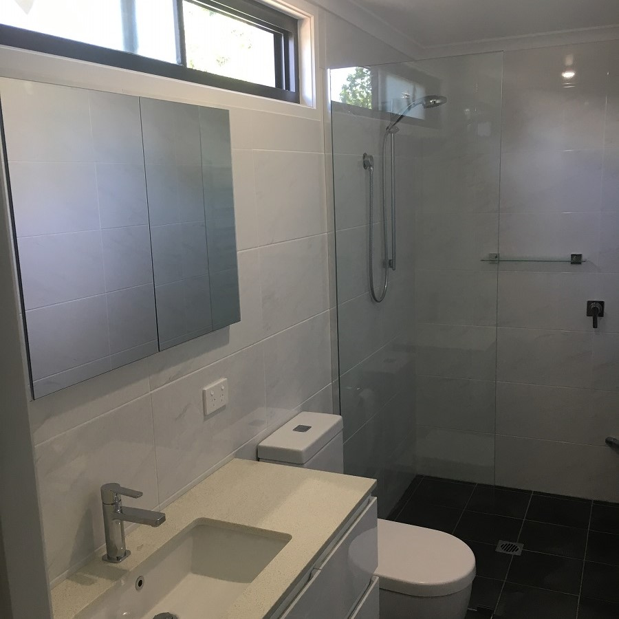 Bathroom Extension - Colour City Building & Plumbing