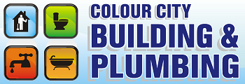 Colour City Building & Plumbing Logo